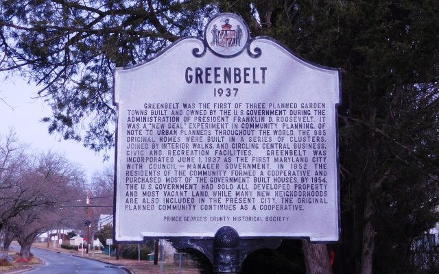 Greenbelt Homes Inc. a Cooperative – Greenbelt MD
