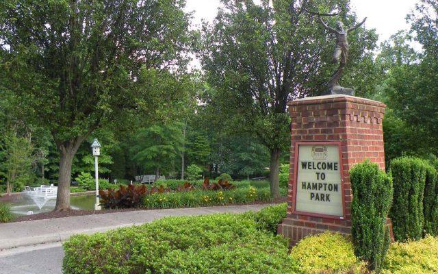 Hampton Park – Richmnod VA