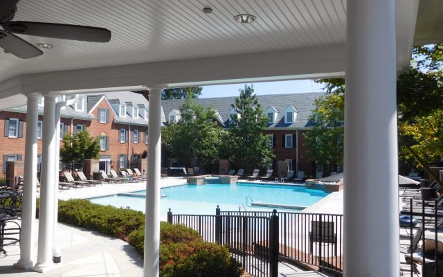 Malvern Manor Apartments Pool – Richmond VA